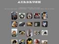 Náhled webu Airbrush