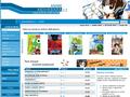 Náhled webu Anime Akihabara