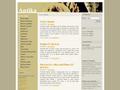 Náhled webu Antika