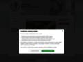 Náhled webu Společnost estetické chirurgie