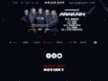 Náhled webu Arakain