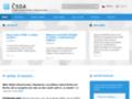 Náhled webu Sociologický datový archiv