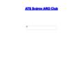 Náhled webu ATS Svárov ARO Club
