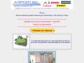 Náhled webu A Sport Ski
