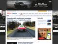 Náhled webu Auto.idnes.cz