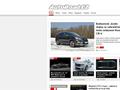 Náhled webu AutoRoad.CZ