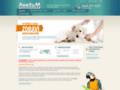 Náhled webu Veterinární klinika AvetuM