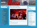 Náhled webu Bafix Bluegrass Band