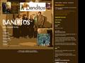 Náhled webu Banditos