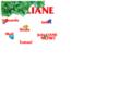 Náhled webu Liane
