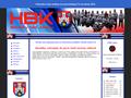 Náhled webu HBK Benátky nad Jizerou
