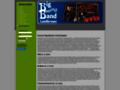 Náhled webu Junior Band Lanškroun