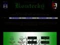 Náhled webu Koutecký