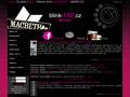 Náhled webu Blink 182