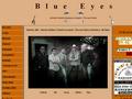 Náhled webu Blue Eyes