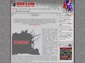 Náhled webu Dixie Line