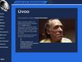 Náhled webu Bukowski, Charles