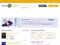 Náhled webu BurzaUčebnic.net