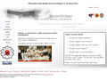 Náhled webu Bushidokai Praha