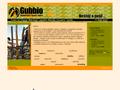 Náhled webu Lesní kurz Gubbio
