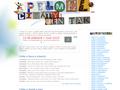 Náhled webu Pelmel - Citáty jen tak