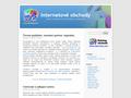 Náhled webu Internetové obchody