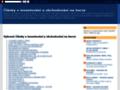 Náhled webu Články o investování