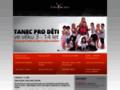 Náhled webu Taneční škola Coufalovi Olomouc