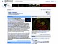 Náhled webu Studio Ghibli