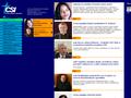 Náhled webu CSI - křesťanská organizace pro lidská práva