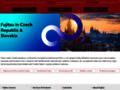 Náhled webu Fujitsu Siemens Computers