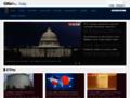 Náhled webu CRI Online