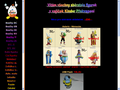 Náhled webu Kinder Překvapení a Joy