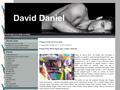 Náhled webu David Daniel