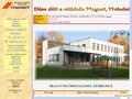 Náhled webu DDM Mohelnice
