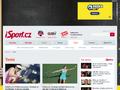 Náhled webu Tenisové zprávy - deník Sport