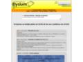 Náhled webu Elysium