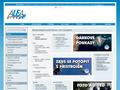 Náhled webu ALEA Divers