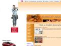 Náhled webu Domácí pekárny