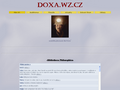 Náhled webu Doxa.wz
