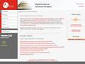 Náhled webu Digitální knihovna Univerzity Pardubice