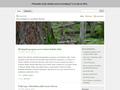 Náhled webu Ekologie