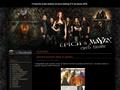 Náhled webu Epica