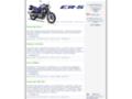 Náhled webu Kawasaki ER5