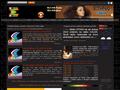 Náhled webu Ethno radio 90.7 FM - Praha