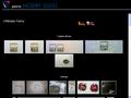 Náhled webu Galerie Modrý datel