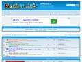 Náhled webu Dortománie