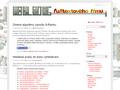 Náhled webu Seznam Fulltext Blog