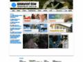 Náhled webu Geografický ústav PřF Masarykova univerzita Brno: Informace pro studenty