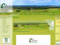 Náhled webu Golfové hřiště Sokolov
